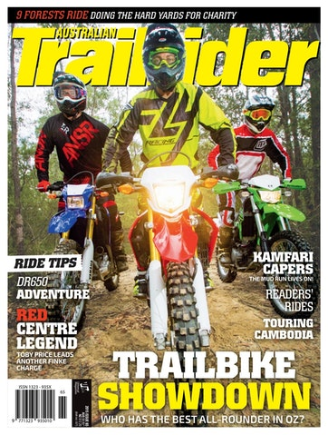 Trailrider Preview