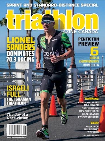 Triathlon Magazine Canada Preview