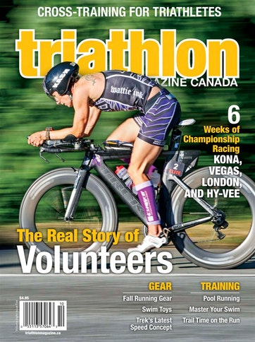 Triathlon Magazine Canada Preview