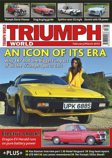 Triumph World Preview
