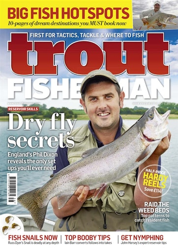 Trout Fisherman Preview