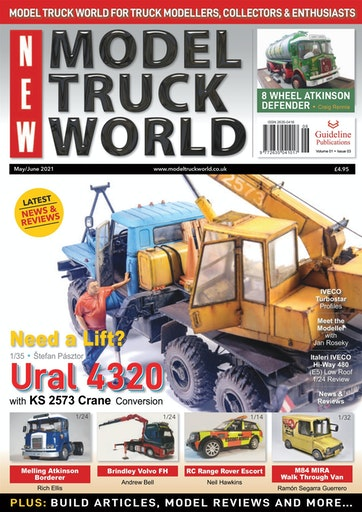 New Model Truck World Preview