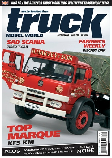 Truck Model World Preview
