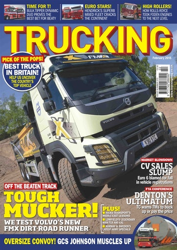 Trucking Magazine Preview