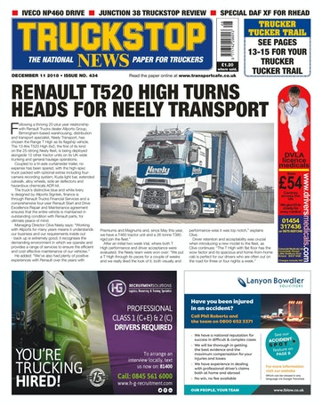 Truckstop News Preview