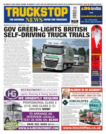 Truckstop News Preview