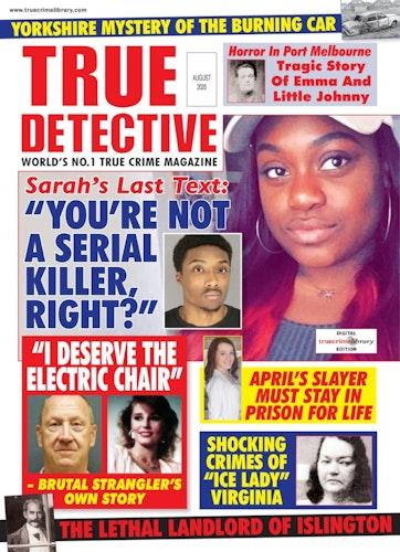 True Detective Preview
