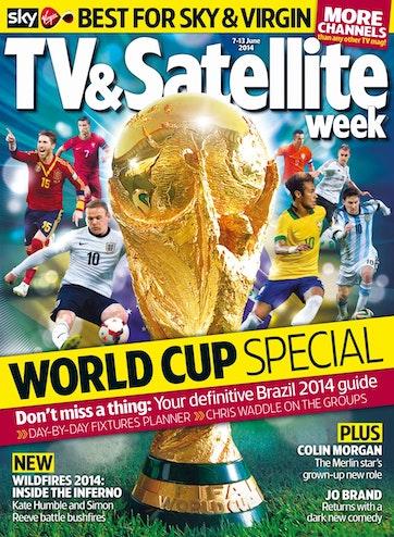 TV & Satellite Week Preview
