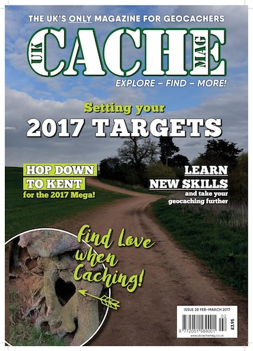 UK Cache Mag Preview
