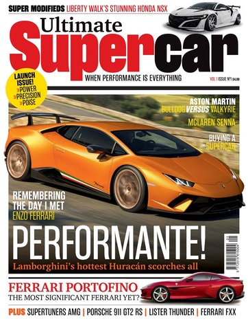 Ultimate Supercar Magazine Volume 1 Issue 1 Subscriptions Pocketmags