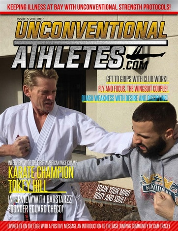 Unconventional Athletes Magazine Preview