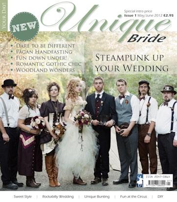 Unique Bride Preview