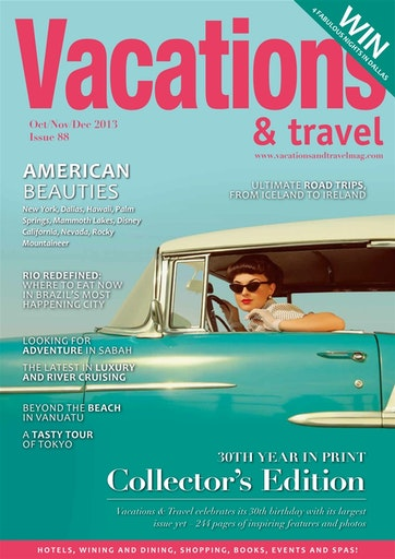 Vacations & Travel Preview