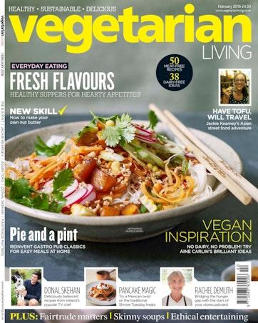 Vegetarian Living Preview