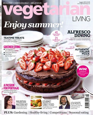 Vegetarian Living Preview