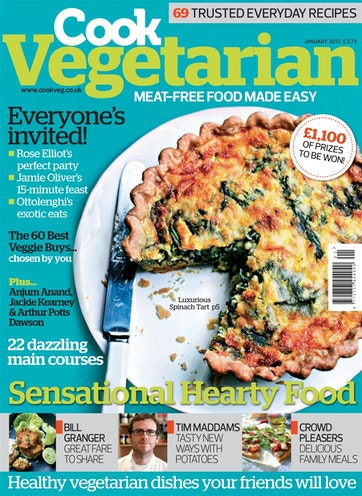 Veggie Magazine Preview