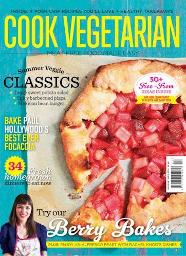 Veggie Magazine Preview