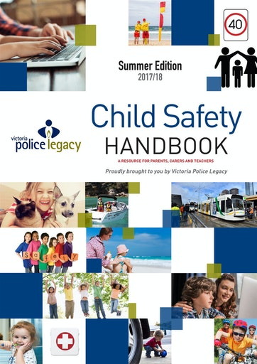 Victoria Child Safety Handbook Preview