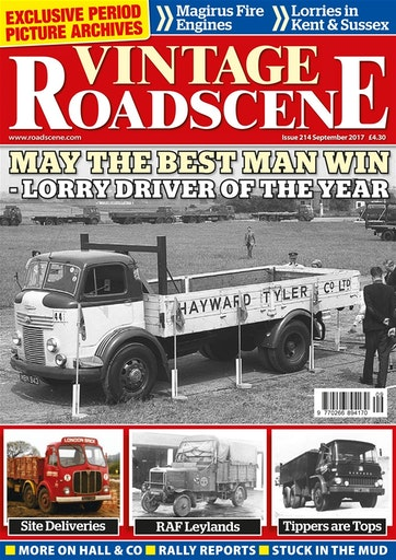 Vintage Roadscene Preview