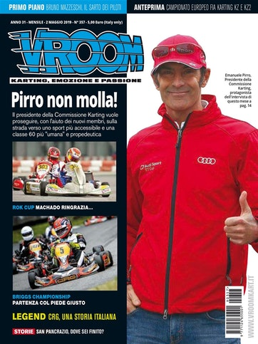 Vroom Italia Preview