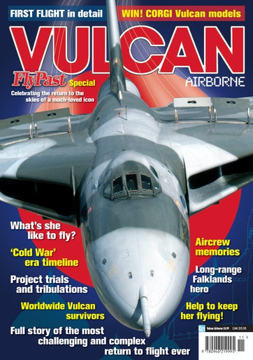 Vulcan Airborne Preview