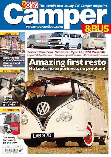 VW Camper Preview
