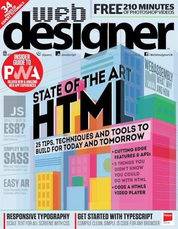 Web Designer Magazine Issue 266 Subscriptions Pocketmags