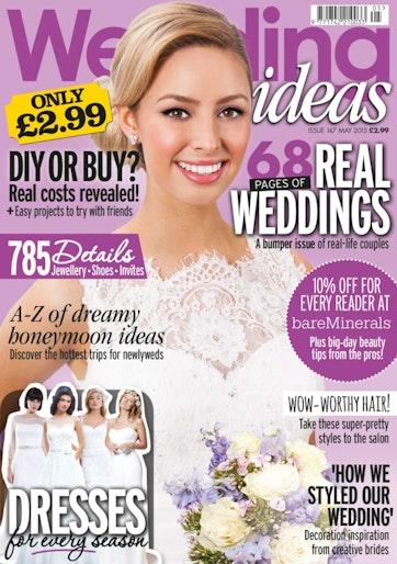 Wedding Ideas magazine Preview