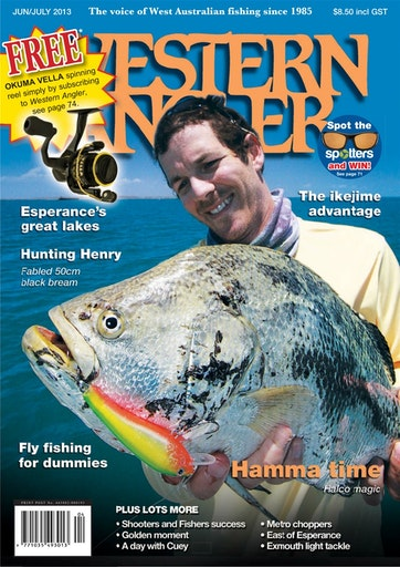 Western Angler Preview
