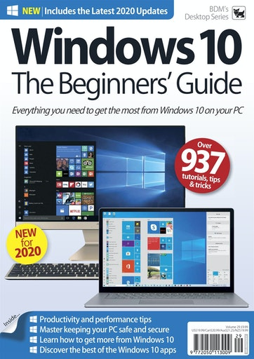 Windows 10 - The Beginners Guide Preview