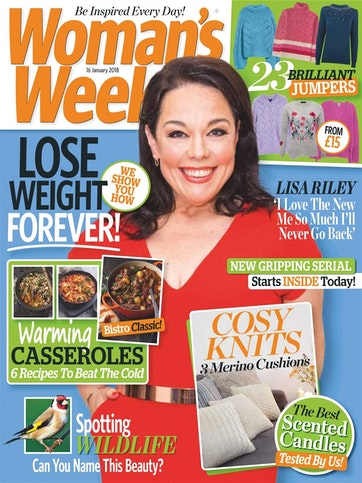 Woman's Weekly Preview