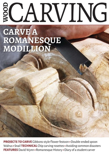 Woodcarving Preview
