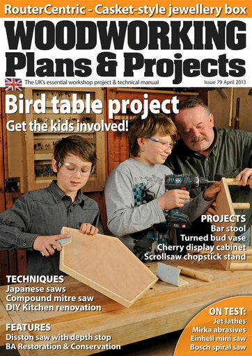 Woodworking Crafts Magazine Preview
