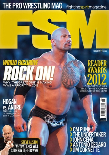 Wrestletalk Magazine Preview