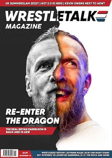Wrestletalk Magazine Preview