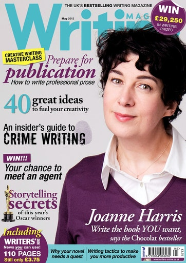 Writing Magazine Preview