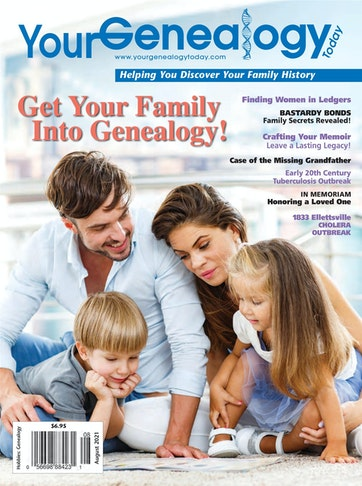 Your Genealogy Today Preview